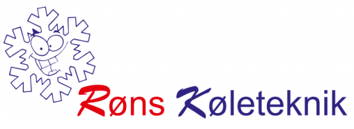 Røns Køleteknik Logo